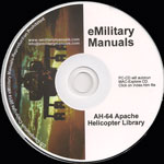 AH-64 Apache Helicopter Library Repair and Maintenance Manuals