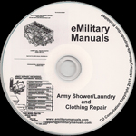 Army Shower/Laundry and Clothing Repair